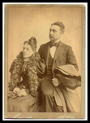 James and Nettie Napier langston3